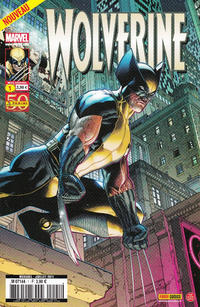 Cover Thumbnail for Wolverine (Panini France, 2011 series) #1