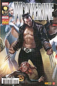 Cover Thumbnail for Wolverine (Panini France, 2011 series) #2