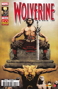 Cover Thumbnail for Wolverine (Panini France, 2011 series) #3