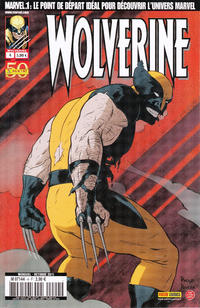 Cover Thumbnail for Wolverine (Panini France, 2011 series) #4