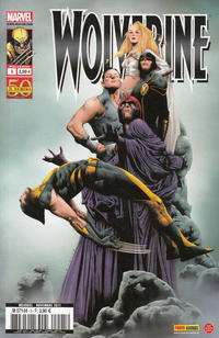 Cover Thumbnail for Wolverine (Panini France, 2011 series) #5