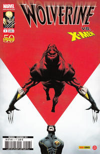 Cover Thumbnail for Wolverine (Panini France, 2011 series) #6