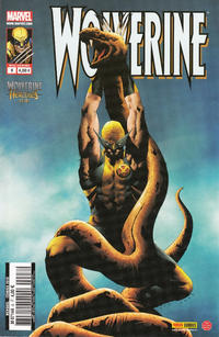 Cover Thumbnail for Wolverine (Panini France, 2011 series) #8