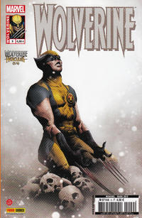 Cover Thumbnail for Wolverine (Panini France, 2011 series) #9