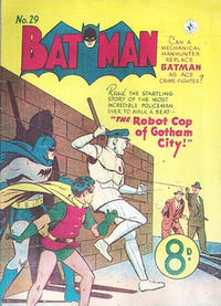 Cover Thumbnail for Batman (K. G. Murray, 1950 series) #29