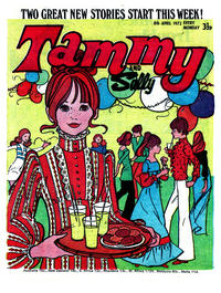 Cover Thumbnail for Tammy (IPC, 1971 series) #8 April 1972