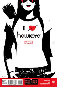 Cover Thumbnail for Hawkeye (Marvel, 2012 series) #9