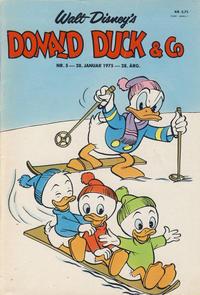 Cover Thumbnail for Donald Duck & Co (Hjemmet / Egmont, 1948 series) #5/1975