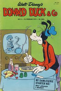Cover Thumbnail for Donald Duck & Co (Hjemmet / Egmont, 1948 series) #8/1975