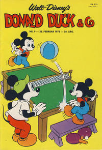 Cover Thumbnail for Donald Duck & Co (Hjemmet / Egmont, 1948 series) #9/1975