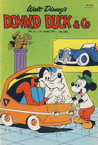 Cover Thumbnail for Donald Duck & Co (Hjemmet / Egmont, 1948 series) #13/1975