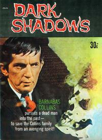 Cover Thumbnail for Dark Shadows (Magazine Management, 1973 series) #25171