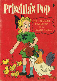 Cover Thumbnail for Priscilla's Pop (Hollywood Comics, 1957 ? series)