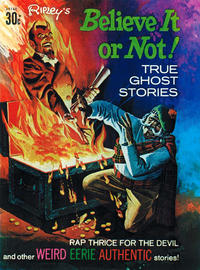 Cover Thumbnail for Ripley's Believe It or Not! True Ghost Stories (Magazine Management, 1972 ? series) #25161