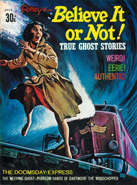 Cover Thumbnail for Ripley's Believe It or Not! True Ghost Stories (Magazine Management, 1972 ? series) #25173