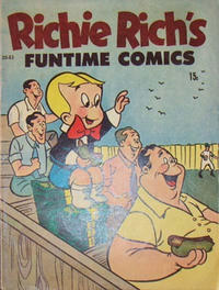 Cover Thumbnail for Richie Rich's Funtime Comics (Magazine Management, 1970 ? series) #20-53