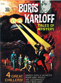 Cover Thumbnail for Boris Karloff Tales of Mystery (Magazine Management, 1974 ? series) #25182