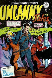 Cover Thumbnail for Uncanny Tales (Alan Class, 1963 series) #110
