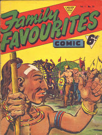 Cover Thumbnail for Family Favourites (L. Miller & Son, 1954 series) #28