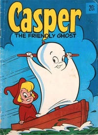 Cover Thumbnail for Casper the Friendly Ghost (Magazine Management, 1970 ? series) #25125