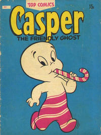 Cover Thumbnail for Casper the Friendly Ghost (Magazine Management, 1970 ? series) #321