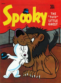 Cover Thumbnail for Spooky the Tuff Little Ghost (Magazine Management, 1967 ? series) #26021