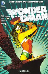 Cover Thumbnail for Wonder Woman (Panini Deutschland, 2012 series) #2 - Familie