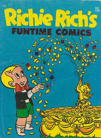 Cover Thumbnail for Richie Rich's Funtime Comics (Magazine Management, 1970 ? series) #2185