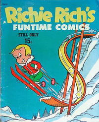 Cover Thumbnail for Richie Rich's Funtime Comics (Magazine Management, 1970 ? series) #22039