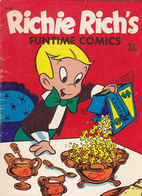 Cover Thumbnail for Richie Rich's Funtime Comics (Magazine Management, 1970 ? series) #25105