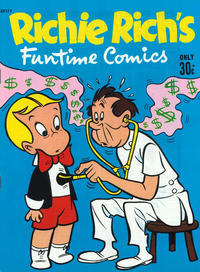 Cover Thumbnail for Richie Rich's Funtime Comics (Magazine Management, 1970 ? series) #25177