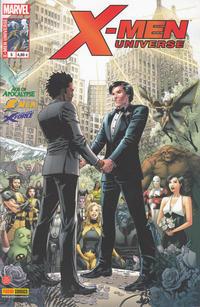 Cover Thumbnail for X-Men Universe (Panini France, 2012 series) #5