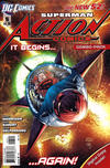 Cover for Action Comics (DC, 2011 series) #5 [Combo-Pack]