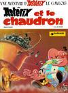 Cover for Astérix (Dargaud, 1961 series) #13 - Astérix et le chaudron [1975 printing]
