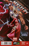 Cover for Journey into Mystery (Marvel, 2011 series) #652