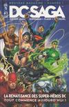 Cover for DC Saga (Urban Comics, 2012 series) #1