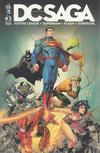 Cover for DC Saga (Urban Comics, 2012 series) #3