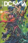 Cover for DC Saga (Urban Comics, 2012 series) #8