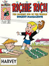 Cover for Richie Rich Digest Magazine (Harvey, 1986 series) #35