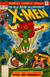 Cover for The X-Men (Marvel, 1963 series) #101 [National Bookstore Variant]