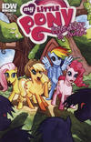 Cover Thumbnail for My Little Pony: Friendship Is Magic (2012 series) #1 [Sub Cover - Jill Thompson]