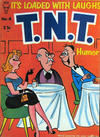 Cover for T.N.T. (Toby, 1954 series) #4