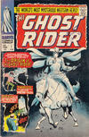 Cover for Ghost Rider (Marvel, 1967 series) #1 [British Price Variant]