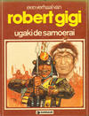 Cover for Ugaki de samoerai (Oberon; Dargaud Benelux, 1981 series) #6