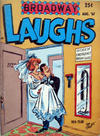 Cover for Broadway Laughs (Prize, 1950 series) #v9#1