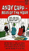 Cover for Andy Capp-Man of the Hour (Gold Medal Books, 1966 series) #D1859