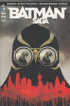 Cover for Batman Saga (Urban Comics, 2012 series) #4