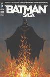 Cover for Batman Saga (Urban Comics, 2012 series) #12