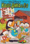 Cover for Kalle Anka & C:o (Hemmets Journal, 1957 series) #35/1985