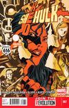 Cover for Red She-Hulk (Marvel, 2012 series) #67